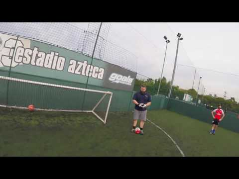 5 a side football - Goals Chingford