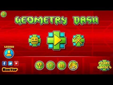 Geometry Dash Nine Circles Easy