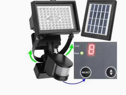 Led Solar Exterior Lights(Lighting) Best Powered Energy Outdoors Security  Kits Home System Reviews Part 54