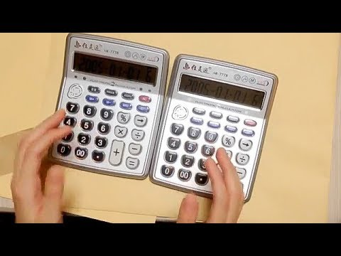 All Star but  it's played on two calculators