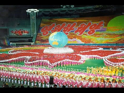 North Korea (DPRK) - Arirang Festival Show 2