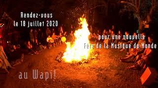 🎵 🌍 Fête de la musique du monde au Wapi  🌍🎵