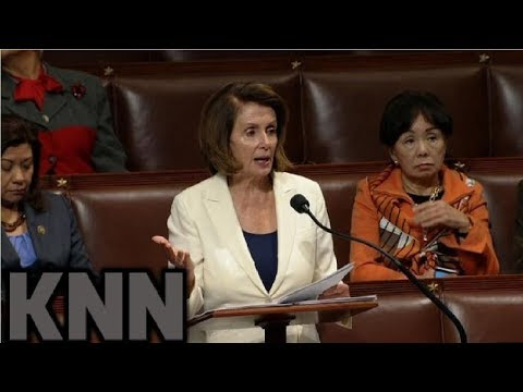 Nancy Pelosi Thanks Illegal Immigrants For Breaking The Law