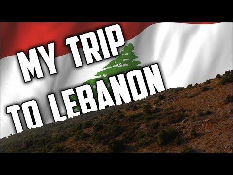 MY TRIP TO LEBANON!!!