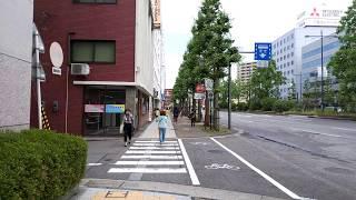 Asus Zenfone 5Z 4K 60fps daylight test - Niigata, Japan