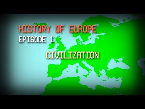 History of Europe Episode 1 (Civilization)