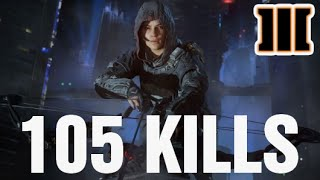 """105 KILLS + TRIPLE R.A.P.S. """"Call of Duty: Black Ops 3"""" Multiplayer Gameplay Safeguard"""