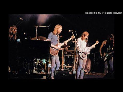 Allman Brothers w. Johnny Winter - Mountain Jam Live at the Atlanta Int Pop Festival 1970 [HQ Audio]