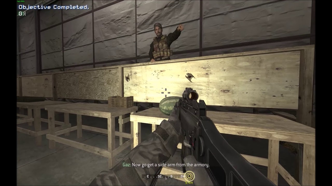 Cod4 Fng 216 Youtube