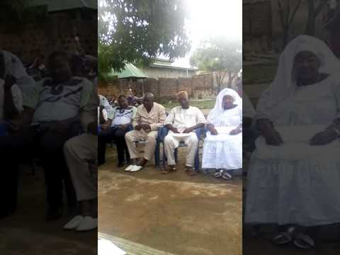 Mariage de Madama à Sarakolea(Kdia)