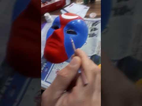 Akincilar Maskesi Nasil Boyanir Youtube