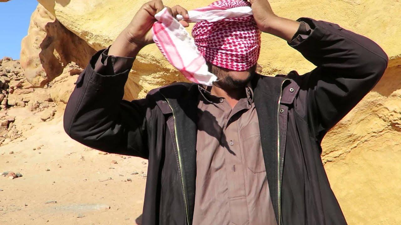 Scarf arafat how to wear