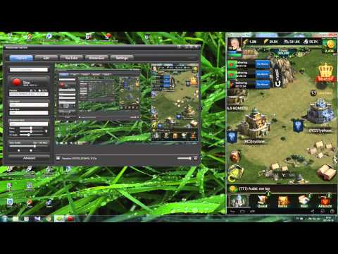 Android Game Clash Of Kings On Pc Big War