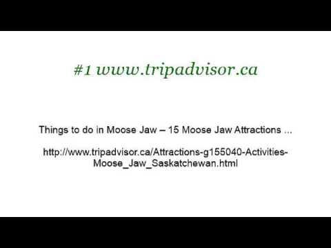 Things To Do In Moose Jaw, Saskatchewan