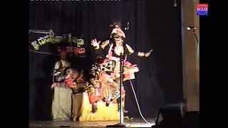 Yakshagana - Hudugod Chandrahasa - Rakthabeejasura - Shree Devi Mahathme - 2007
