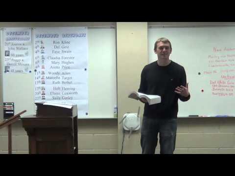 P501 James Savage Sermon