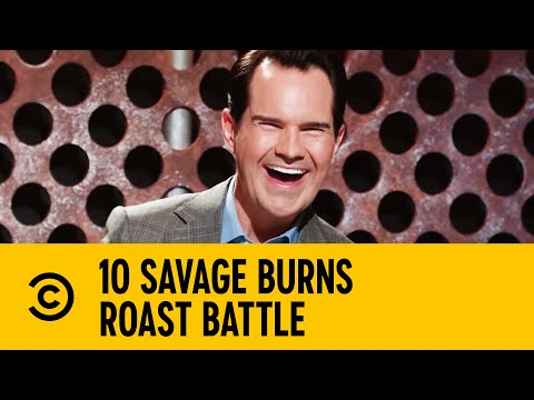 Roast Battle's Top 10 Savage Jokes   'Your GF Is Such A Dog, I Tried To Eat Her'   Made In The UK