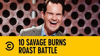 Roast Battle's Top 10 Saטage Jokes | 'Your GF Is Such A Dog, I Tried To Eat Her' | Made In The UK