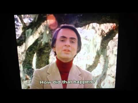 This is why I love Carl Sagan