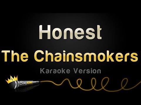 The Chainsmokers  Honest Karaoke Version