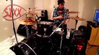 Rob Zombie- Dragula Drum Remix by Nolan Sixx