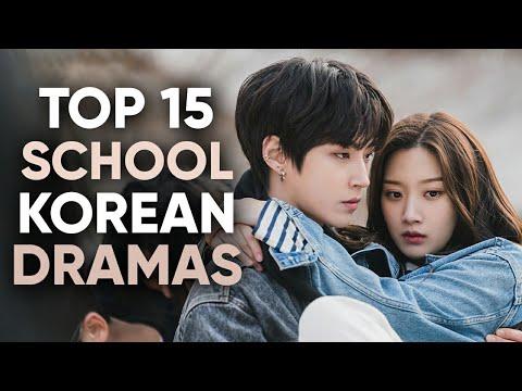 Download 15 BEST School Korean Dramas That'll Give You A Rollercoaster Of Feelings [ft HappySqueak]