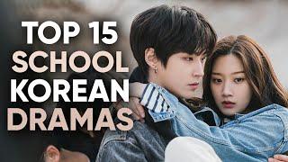 15 BEST School Korean Dramas That'll Give You A Rollercoaster Of Feelings [ft HappySqueak]