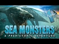 Sea Monsters A Prehistoric Adventure - PART 1: Drunk Swimming - Grinded Gaming