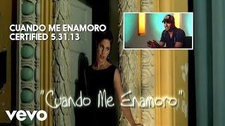 Enrique Iglesias - Vevo Certified Par. 7: Cuando Me Enamoro (Enrique Commentary)