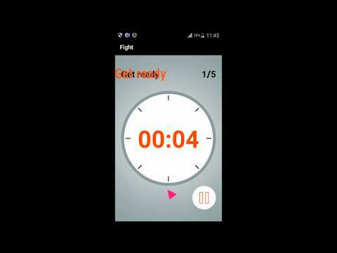boxing round interval timer apps on google playboxing round interval timer