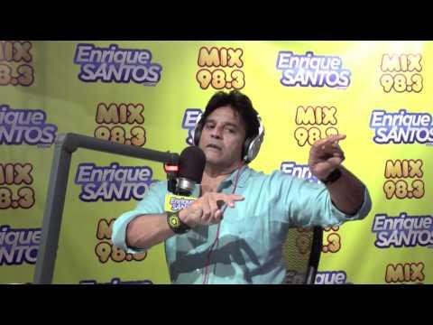 Erik Estrada Slams George Lopez on The Enrique Santos Show