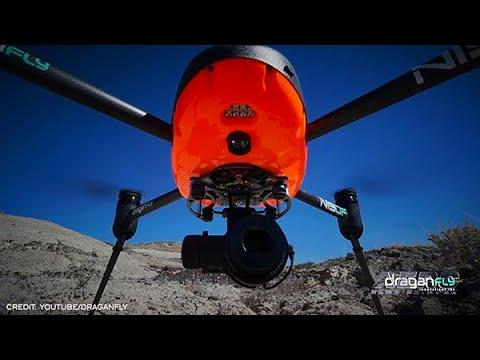 Airborne-Unmanned 01.12.21: Draganfly Patent, USAF Drone Patrol, Virgin Orbit