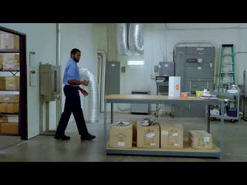 Togo's Pretzelrami Air Duct- Best Commercial Ever