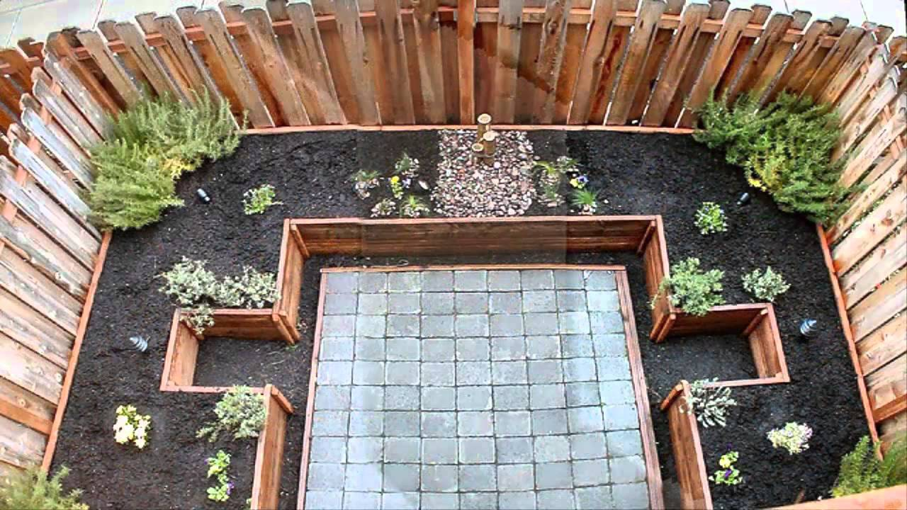 garden ideas edge border