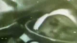 The first man in space, Yuri Gagarin