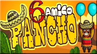 Amigo Pancho 6 Game Walkthrough (All Levels)