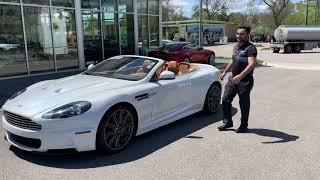 2010 Aston Martin DBS Volante Videos