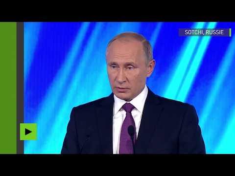 Poutine : «Même les nœuds les plus complexes doivent être dénoués et non tranchés»