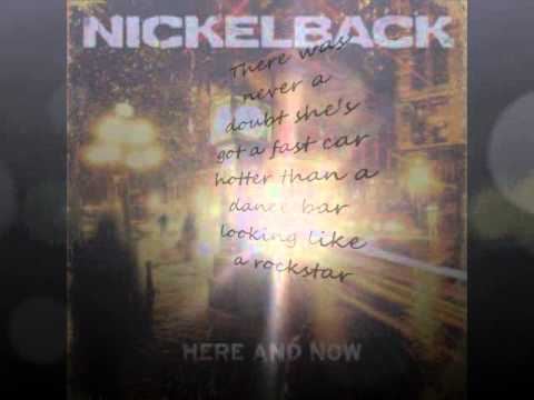 Nickelback-Gotta Get Me Some Lyrics On Screen