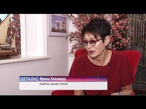 Ирина Хакамада. Методика