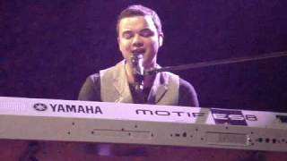 Guy Sebastian - Perfection - Campbelltown - 30th July 2010