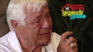 Pat Patterson comes out: WWE Legends