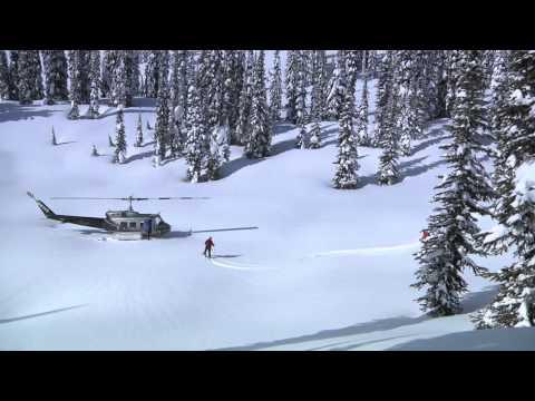 Selkirk Tangiers Heli Skiing Showreel 2011