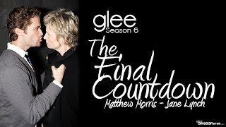 Glee - The Final Countdown Lyrics