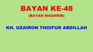 048 Bayan KH Uzairon TA Download Video Youtube|mp3