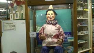 Jolly Jack the mechanical clown