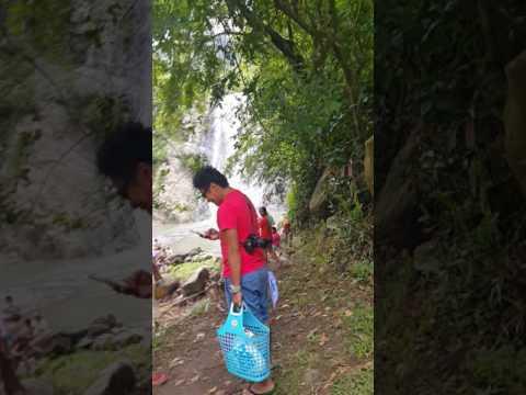 Naawan falls