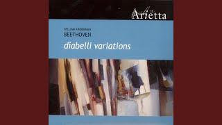 Beethoven:Diabelli Var op120: Tema & Var 1 Vivace; Alla marcia maestoso