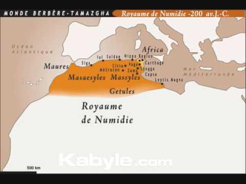 Afrique du nord et les invasions ( Jacques Alexandropoulos)  - part 1