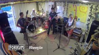 FOKKUM - Sheeple - Live-promotion-rehearsal-video August 2014 - (1080 HD)